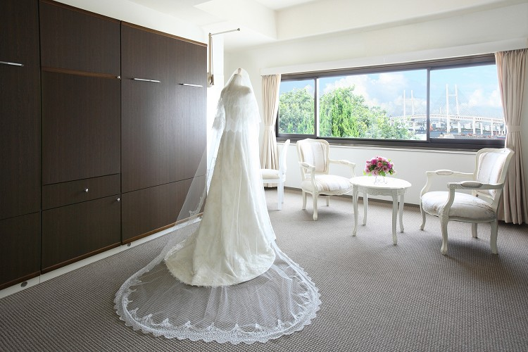 KKRポートヒル横浜 ブライズルーム スマ婚 FAMILY