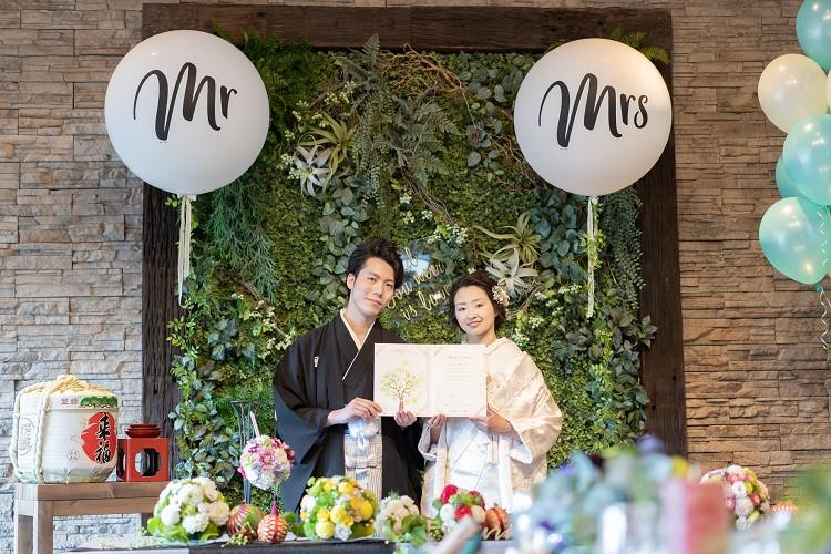 Banquet Restaurant FUKUROU フクロウ 披露宴 スマ婚FAMILY