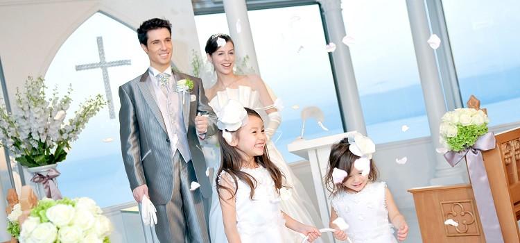 ウエディングヒル 東京ベイ幕張 チャペル スマ婚 FAMILY