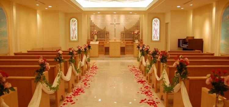 第一ホテル両国 チャペル スマ婚 FAMILY