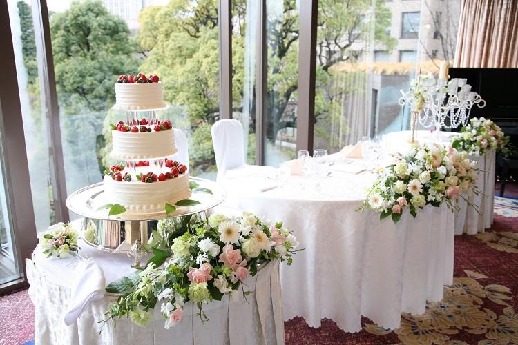 リーガロイヤル東京 披露宴 スマ婚 FAMILY