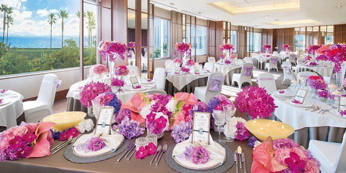 東京ベイ舞浜ホテル 披露宴 スマ婚 FAMILY