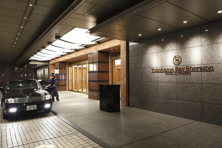 横浜ベイシェラトン ホテル&タワーズ 外観 スマ婚 FAMILY