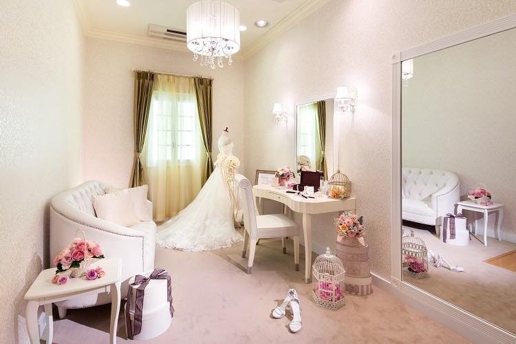 オリエンタルホテル 東京ベイ ブライズルーム スマ婚 FAMILY